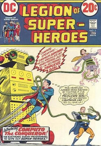 Legion of Super-Heroes Vol. 1 (1973)  345?cb=20081021114936