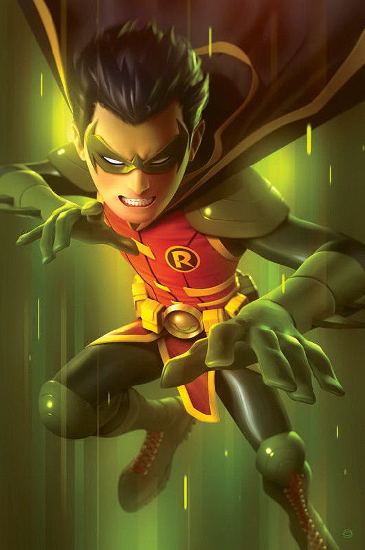 Robin Son of Batman #8   NEW!!!