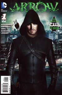 Arrow Vol 1 1