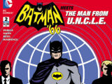 Batman '66 Meets the Man from U.N.C.L.E. Vol 1 2