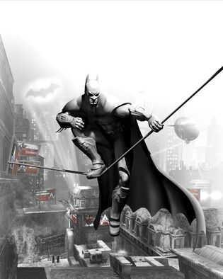 File:Batman Arkham City Vol 1 1 Textless Video Game Art Variant.jpg