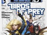 Birds of Prey Vol 3 0
