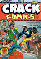 Crack Comics Vol 1 9