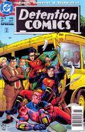 Detention Comics Vol 1 1
