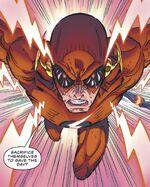 Hunter dies as a Flash