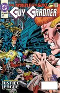 Guy Gardner Vol 1 15 A