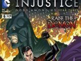 Injustice: Gods Among Us: Year Three Vol 1 6