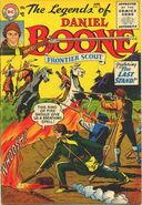 Legends of Daniel Boone Vol 1 5