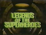 Legends of the Superheroes (TV Specials) Episode: The Challenge
