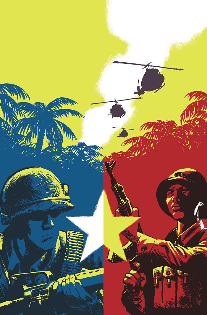 Vietnam War | DC Database | FANDOM powered by Wikia
