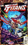 Team Titans Annual 2