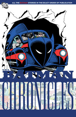 Cover for the Batman Chronicles Vol 11 Trade Paperback