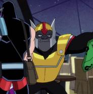 Gorilla Grodd Harley Quinn TV Series 0001