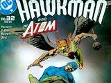 Hawkman Vol 4 32