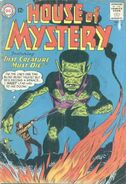 House of Mystery v.1 138