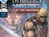 Injustice vs. Masters of the Universe Vol 1