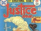 Justice, Inc. Vol 1