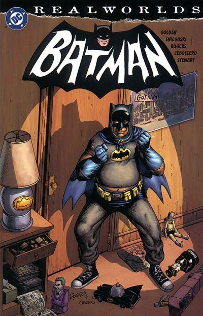 realworlds  batman