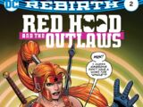 Red Hood and the Outlaws Vol 2 2