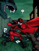 Redbird Damian Wayne 0002