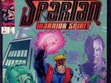 Spartan: Warrior Spirit Vol 1 1