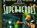The Multiversity: The Society of Super-Heroes: Conquerors of the Counter-World Vol 1 1