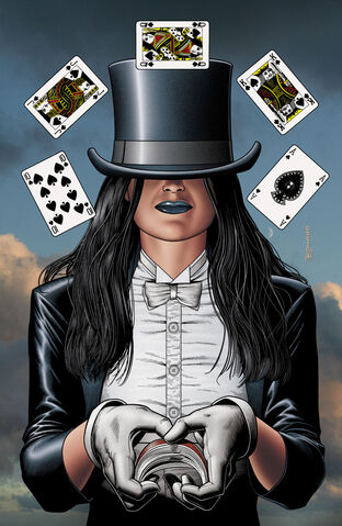 File:Zatanna Vol 2 5 Textless Variant.jpg