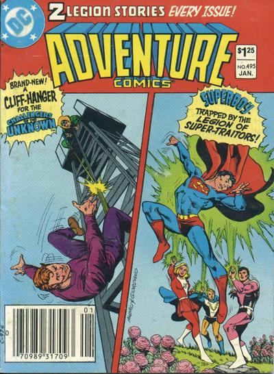 Adventure Comics Vol 1 495 | DC Database | FANDOM powered by