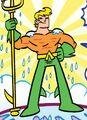 Arthur Curry Tiny Titans 001