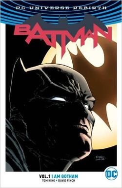 Cover for the Batman: I Am Gotham Trade Paperback