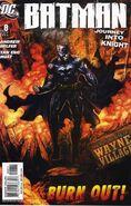 Batman Journey Into Knight 8