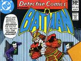 Detective Comics Vol 1 504