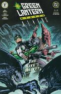 Green Lantern vs. Aliens Vol 1 2