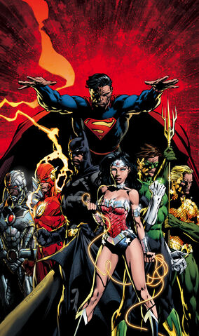 File:Justice League Vol 2 1 Finch Red Textless.jpg