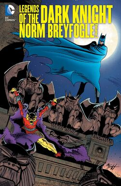Cover for the Legends of the Dark Knight: Norm Breyfogle Vol. 1 Trade Paperback