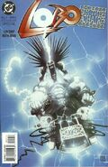 Lobo In the Chair Vol 1 1