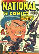 National Comics Vol 1 6