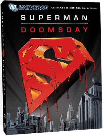 Superman Doomsday Movie Dc Database Fandom Powered By Wikia