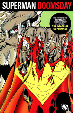 Cover for the Superman/Doomsday Omnibus Trade Paperback