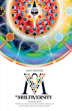 Cover for the The Multiversity Trade Paperback