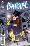 Batgirl Vol 4 35