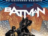 Batman: Rules of Engagement (Rebirth) (Collected)