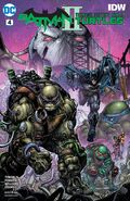 Batman Teenage Mutant Ninja Turtles II Vol 1 4