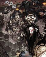 Black Lantern Ventriloquist 001