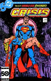 Crisis on Infinite Earths 7
