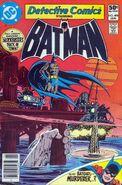Detective Comics 498