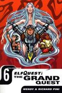 ElfQuest The Grand Quest Vol 6 TP
