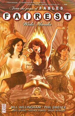 Cover for the Fairest: Wide Awake Trade Paperback