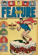 Feature Comics Vol 1 99