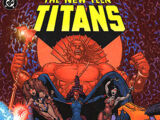 New Teen Titans: The Terror of Trigon